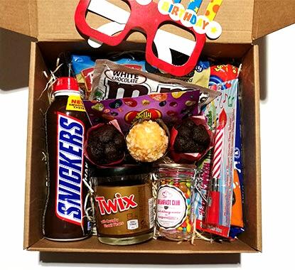 Box Birthday U.S.A.