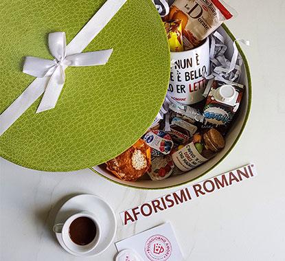 Colazione Aforismi Romani®
