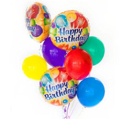 Palloncini misti compleanno
